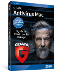 Boxshot G DATA Antivirus Mac
